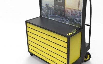 Werkplaats display